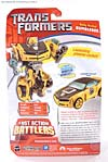 Transformers (2007) Rally Rocket Bumblebee - Image #7 of 62
