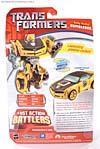 Transformers (2007) Rally Rocket Bumblebee - Image #7 of 62