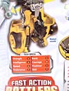 Transformers (2007) Rally Rocket Bumblebee - Image #8 of 62