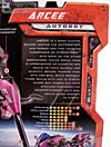 Transformers (2007) Arcee (G1) - Image #8 of 87