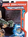 Transformers (2007) Jungle Bonecrusher - Image #6 of 79