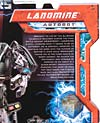 Transformers (2007) Landmine - Image #7 of 93