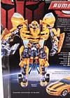 Transformers (2007) Premium Bumblebee - Image #9 of 119
