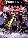 Transformers (2007) Premium Megatron - Image #9 of 161