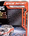 Transformers (2007) Rescue Ratchet - Image #7 of 88