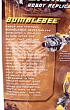 Transformers (2007) Bumblebee (Robot Replicas) - Image #8 of 63