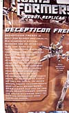 Transformers (2007) Frenzy (Robot Replicas) - Image #7 of 74