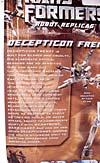 Transformers (2007) Frenzy (Robot Replicas) - Image #7 of 74