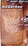 Transformers (2007) Megatron (Robot Replicas) - Image #8 of 62