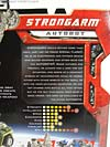 Transformers (2007) Strongarm - Image #7 of 139