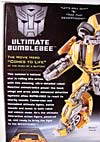 Transformers (2007) Ultimate Bumblebee - Image #12 of 95