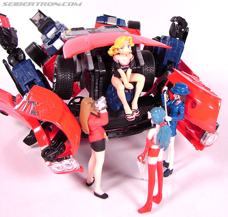 Transformers Kiss Players Optimus Prime (Convoy) (Image #120 of 120)