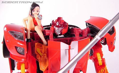 Transformers Kiss Players Rodimus (Hot Rodimus) (Image #144 of 162)