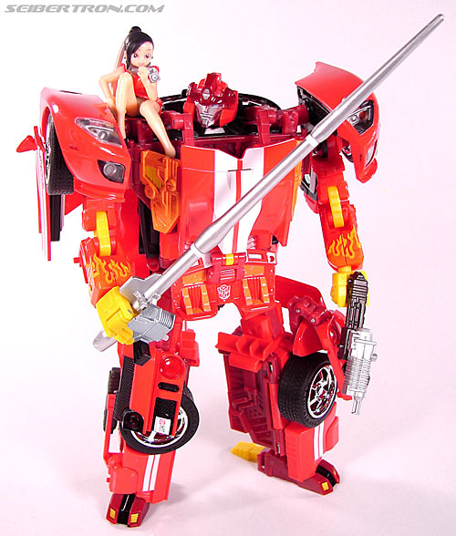 Transformers Kiss Players Rodimus (Hot Rodimus) (Image #146 of 162)