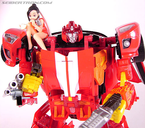 Transformers Kiss Players Rodimus (Hot Rodimus) (Image #162 of 162)
