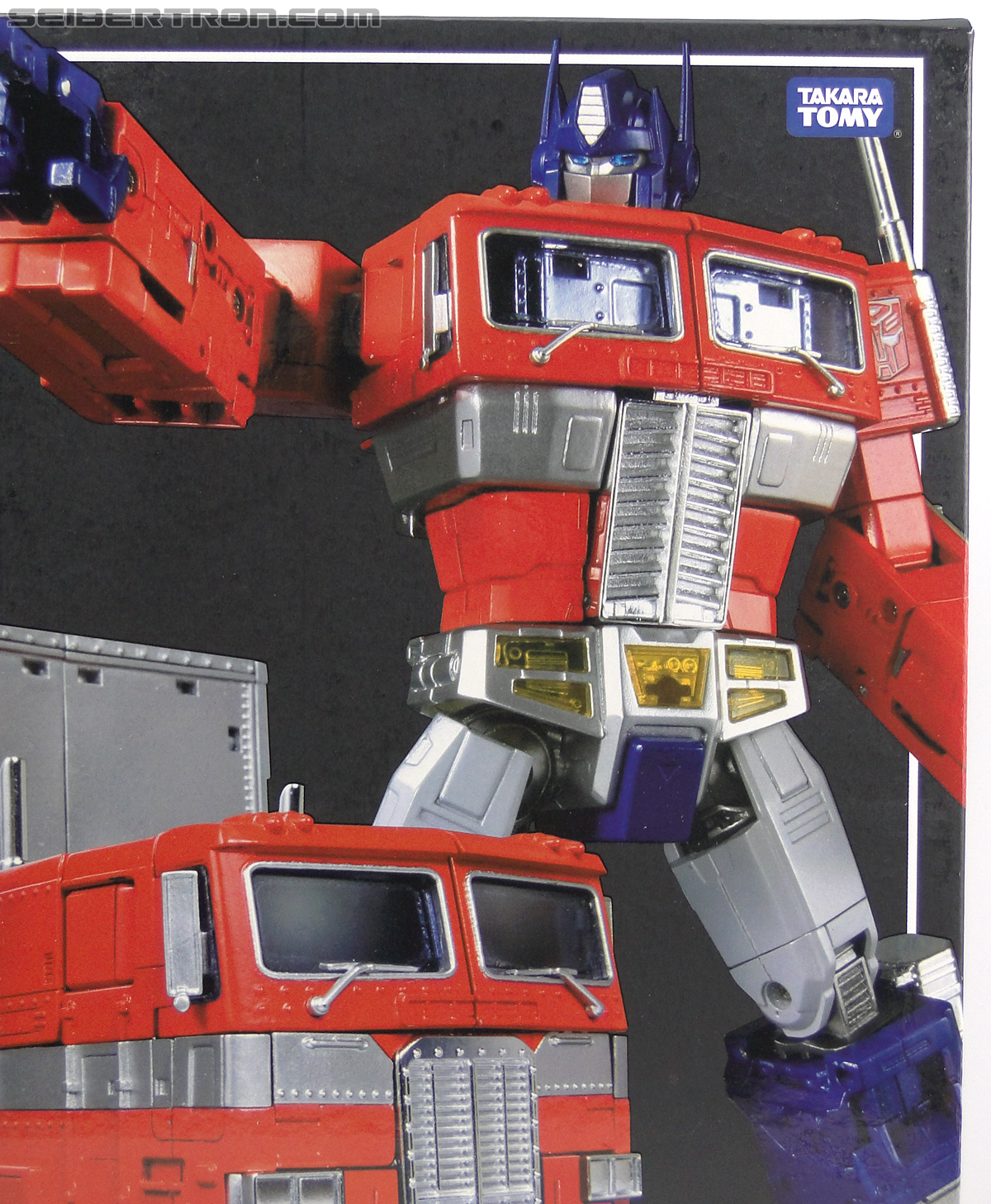 Transformers Masterpiece Optimus Prime (MP-10) (Convoy) (Image #2 of 429)