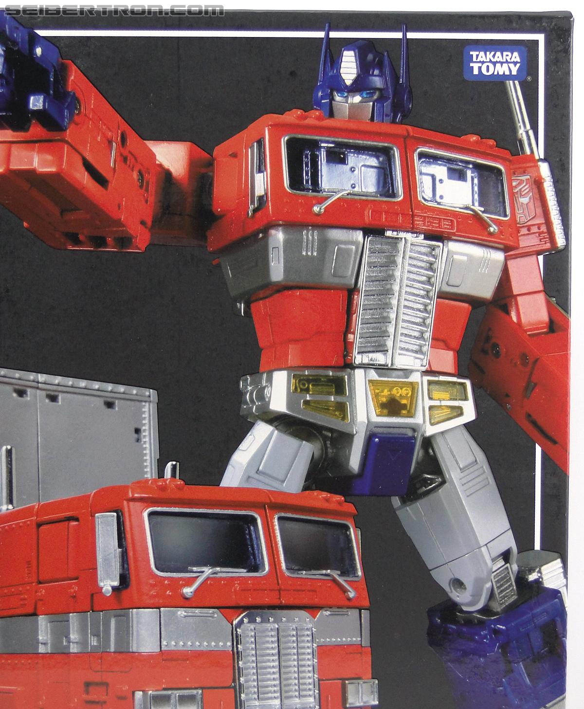 Transformers Masterpiece Optimus Prime (MP-10) (Convoy) (Image #2 of 429)