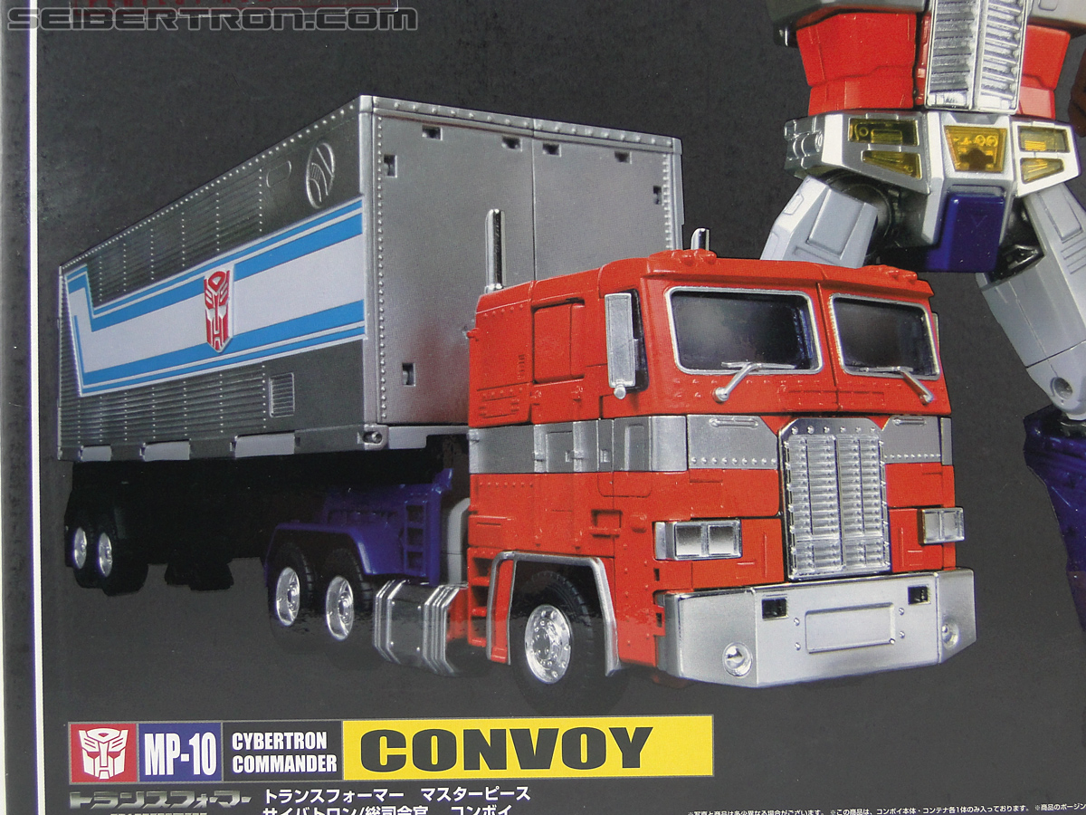 Transformers Masterpiece Optimus Prime (MP-10) (Convoy) (Image #3 of 429)