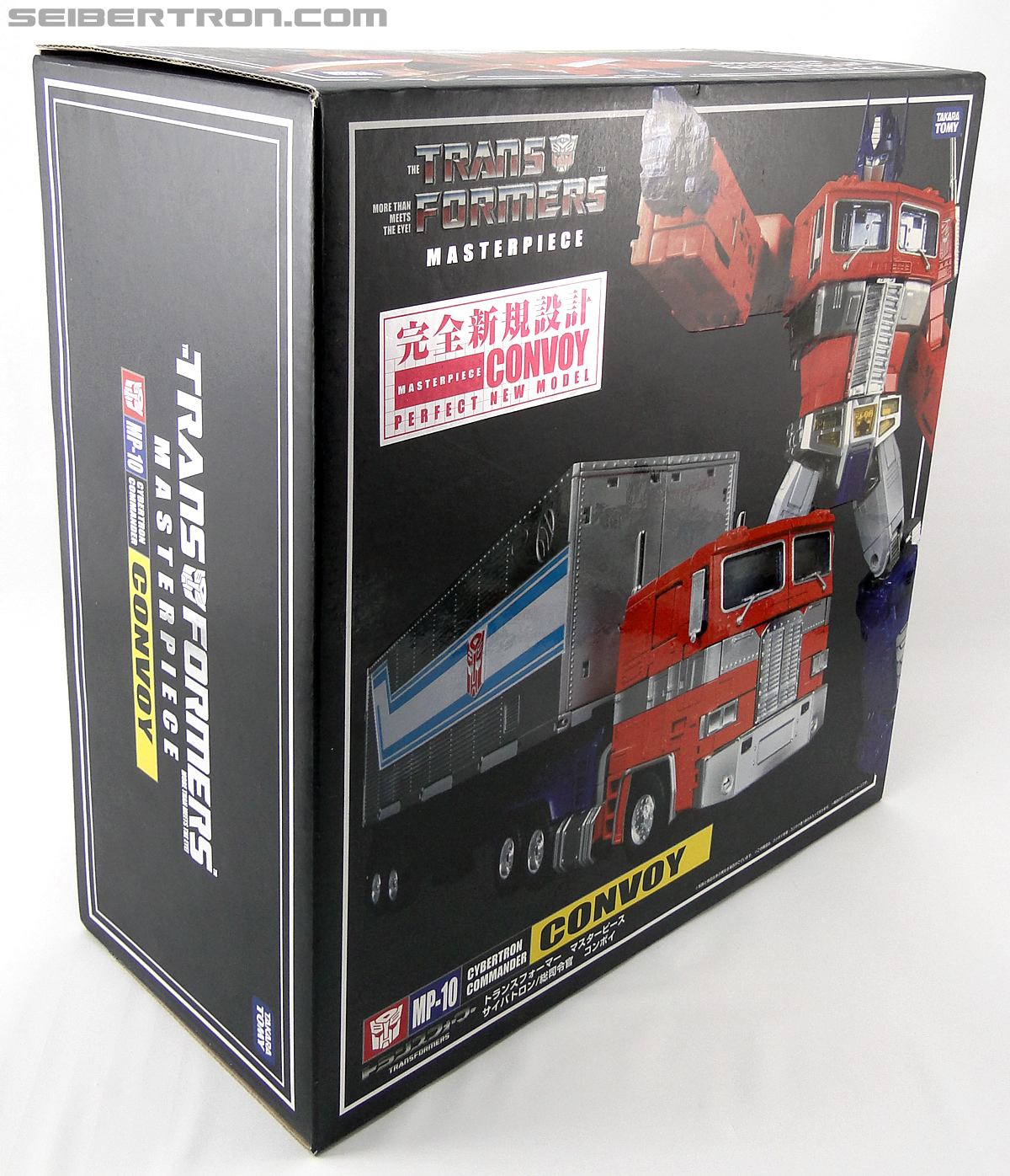 Transformers Masterpiece Optimus Prime (MP-10) (Convoy) (Image #5 of 429)