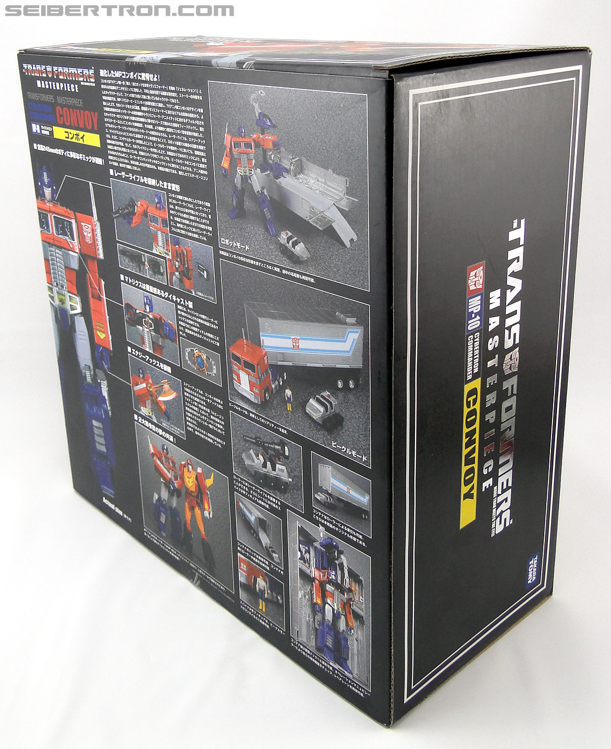 Transformers Masterpiece Optimus Prime (MP-10) (Convoy) (Image #7 of 429)