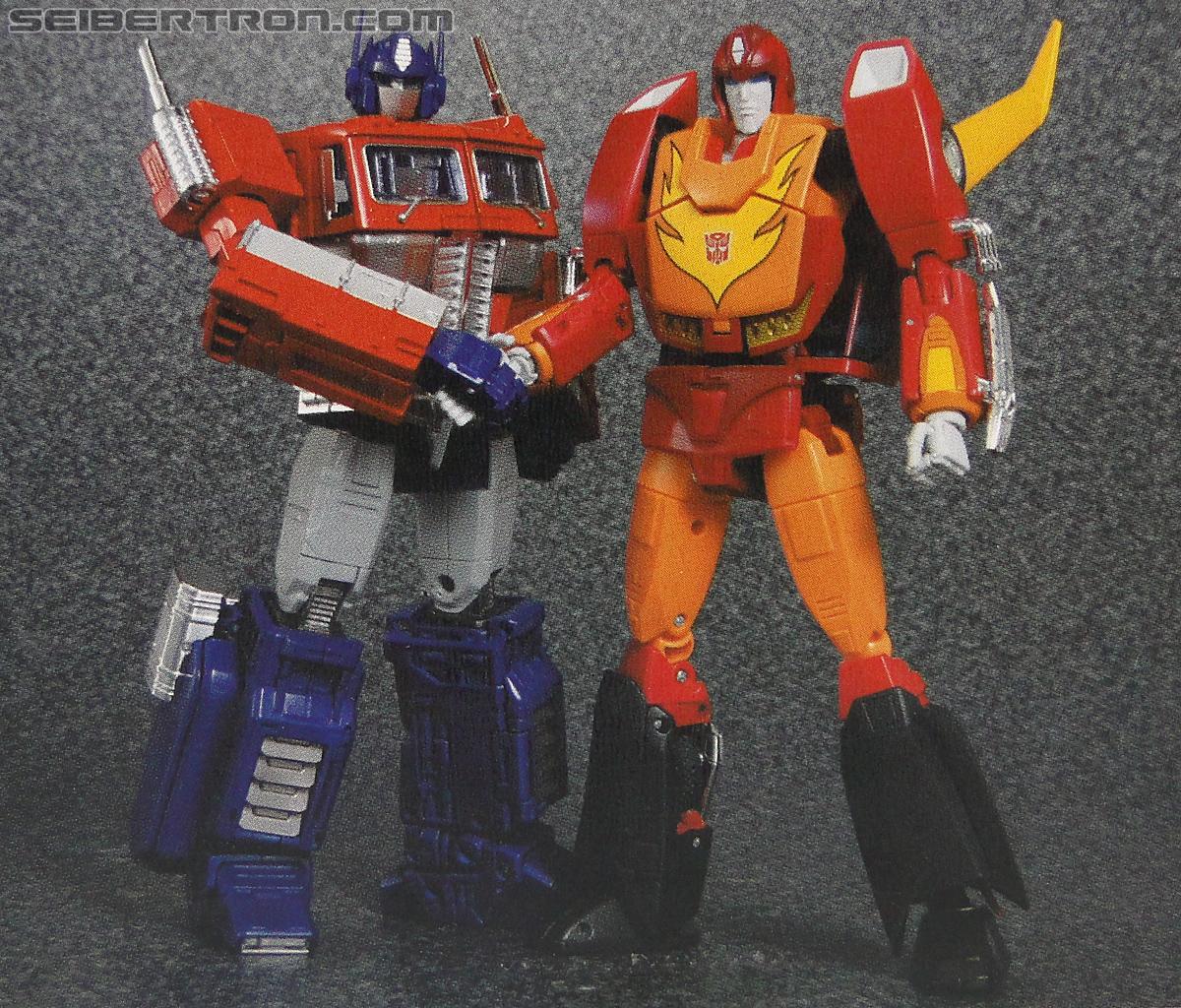 Transformers Masterpiece Optimus Prime (MP-10) (Convoy) (Image #15 of 429)