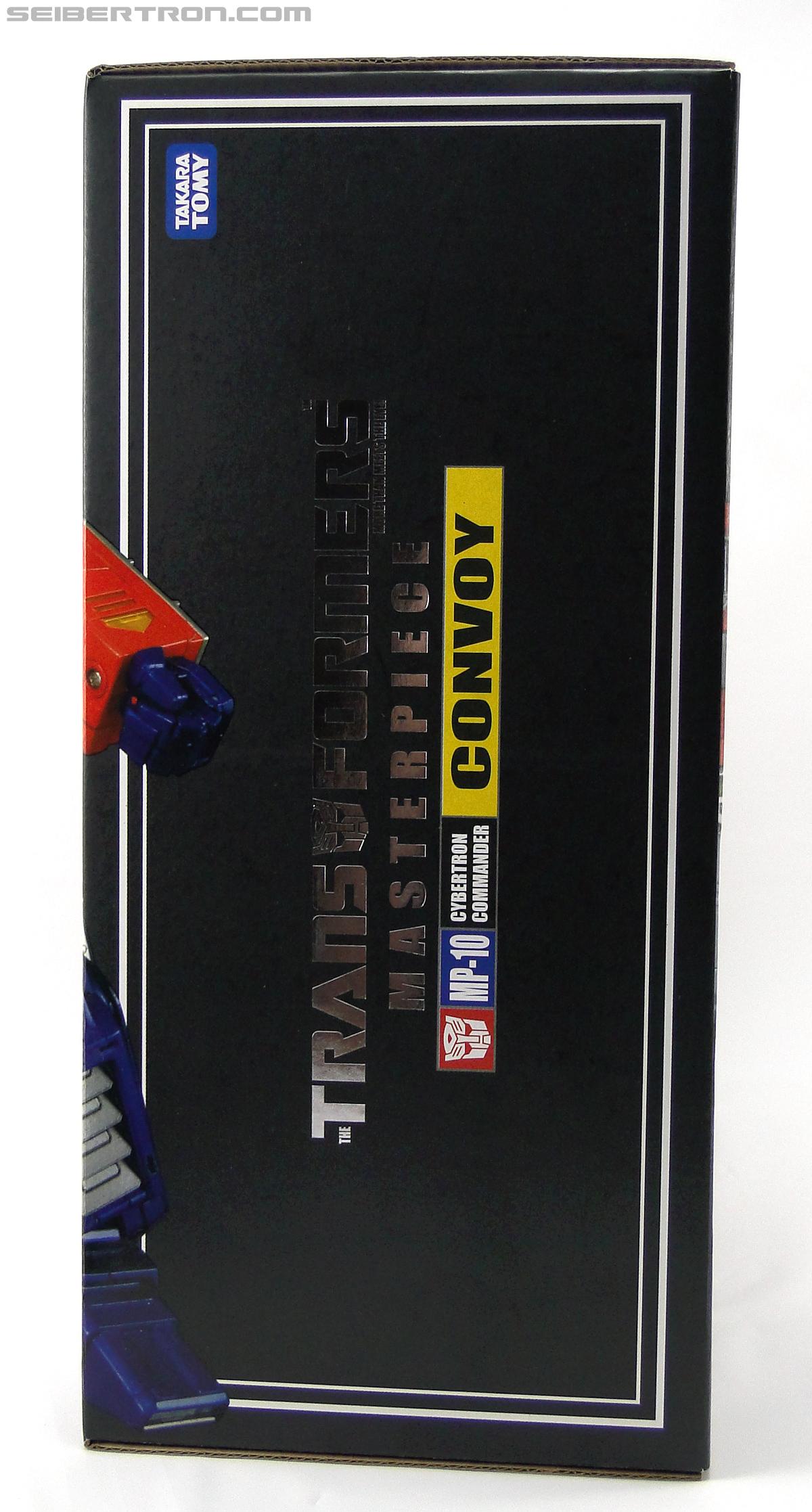 Transformers Masterpiece Optimus Prime (MP-10) (Convoy) (Image #19 of 429)