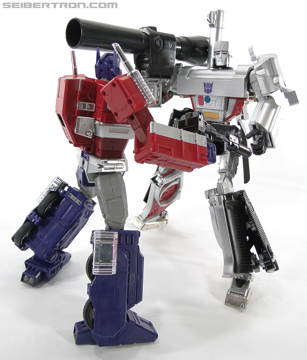Transformers Masterpiece Optimus Prime (MP-10) (Convoy) (Image #407 of 429)