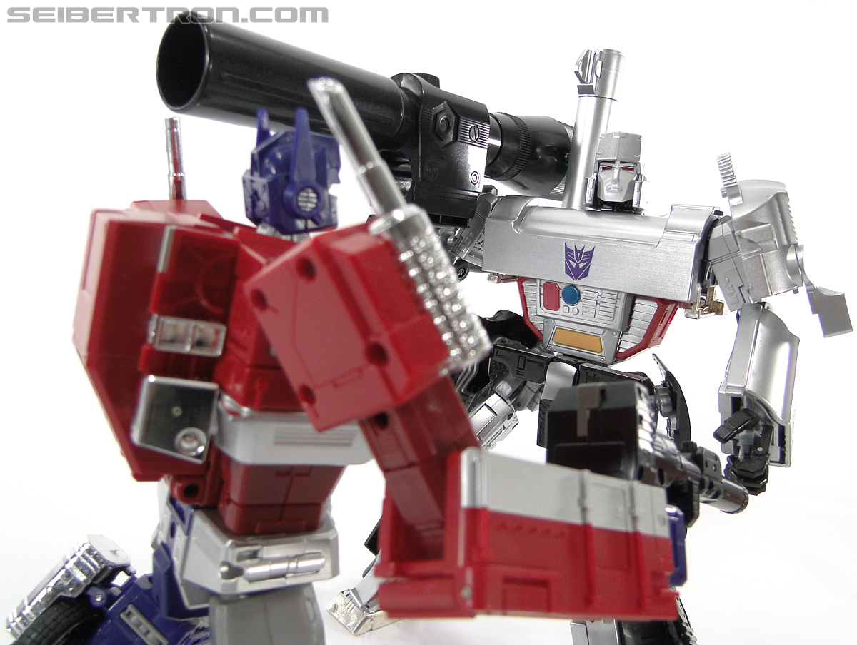 Transformers Masterpiece Optimus Prime (MP-10) (Convoy) (Image #408 of 429)