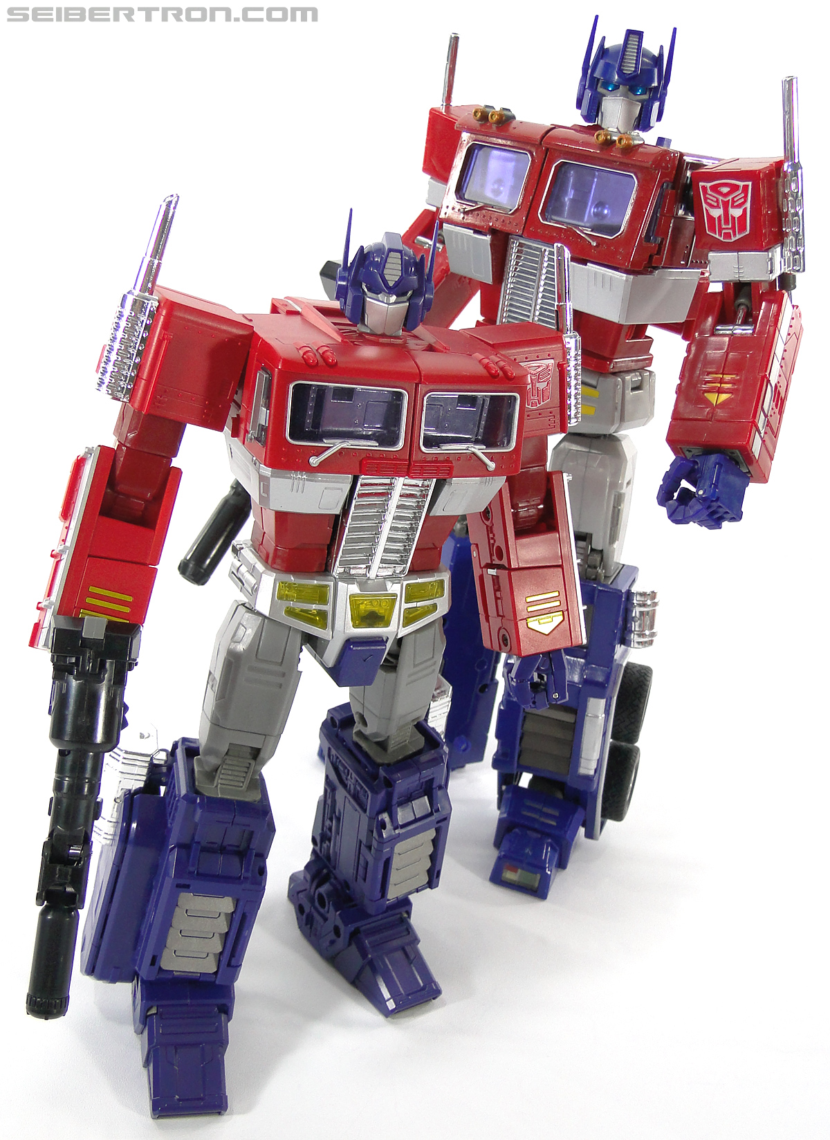 Transformers Masterpiece Optimus Prime (MP-10) (Convoy) (Image #417 of 429)