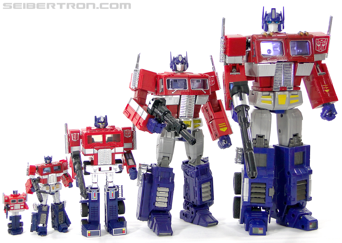 Transformers Masterpiece Optimus Prime (MP-10) (Convoy) (Image #419 of 429)