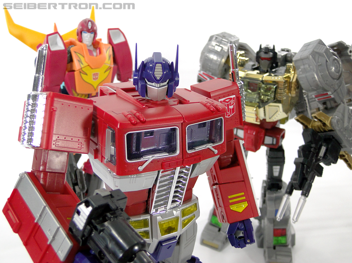 Transformers Masterpiece Optimus Prime (MP-10) (Convoy) (Image #428 of 429)