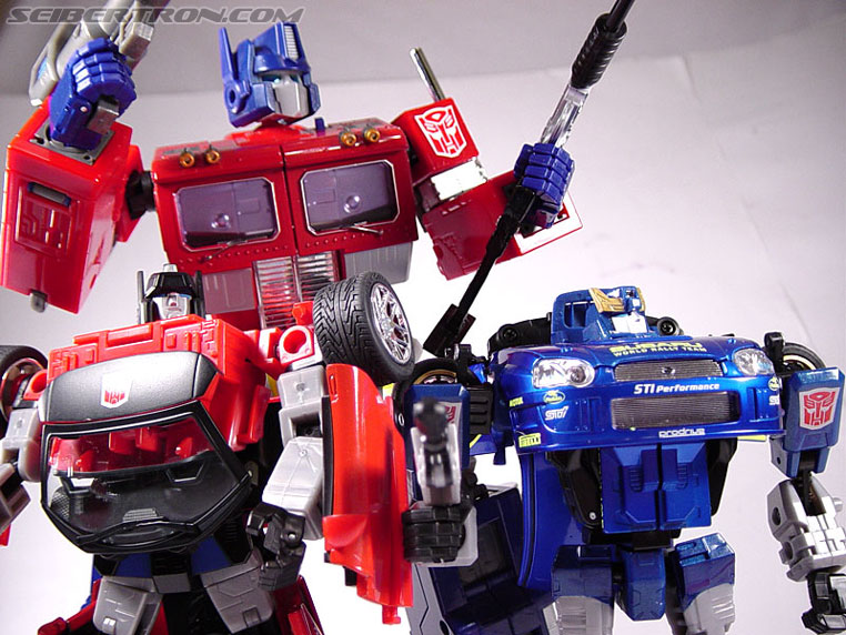 Transformers Masterpiece Optimus Prime (MP-01) (Convoy (MP-01)) (Image #108 of 109)