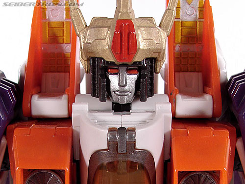 Transformers Masterpiece Starscream gallery
