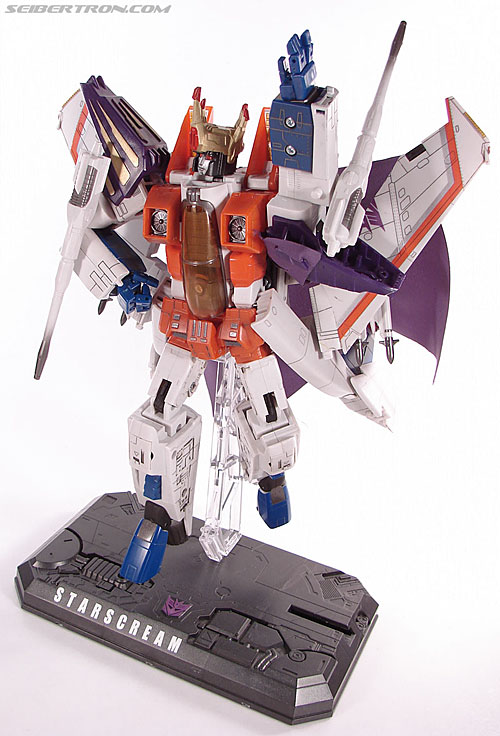 Transformers Masterpiece Starscream (Image #29 of 62)
