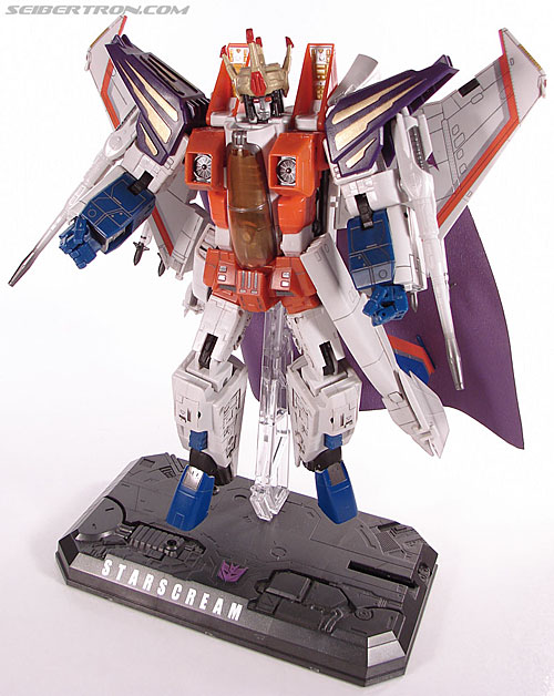 Transformers Masterpiece Starscream (Image #30 of 62)