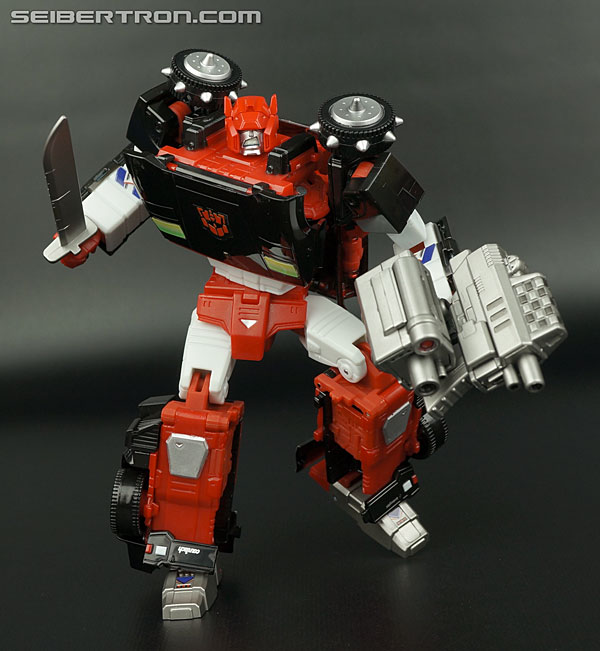 MPF-12 Sideswipe Oversized mp12 G1 Action figure New in stock