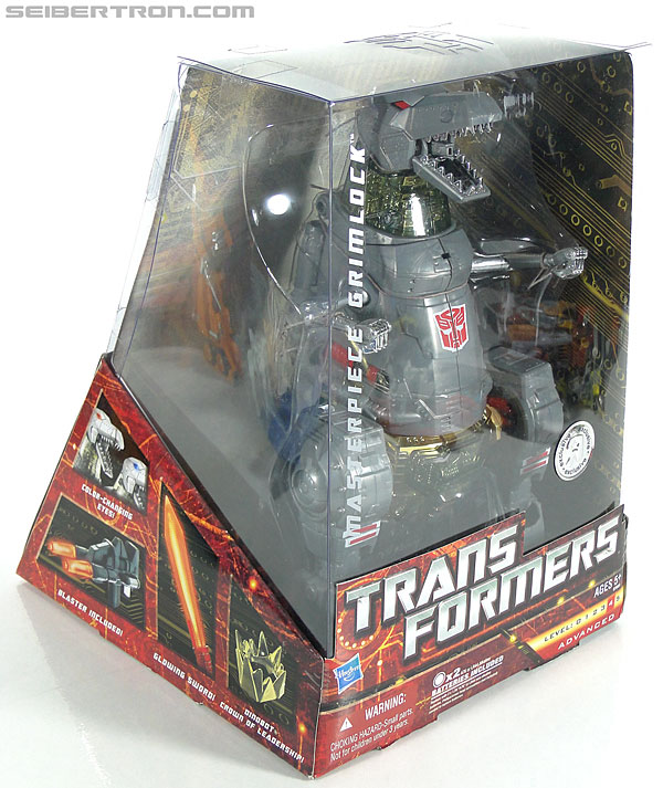 Transformers Masterpiece Grimlock (Grimlock (MP-08)) (Image #5 of 253)