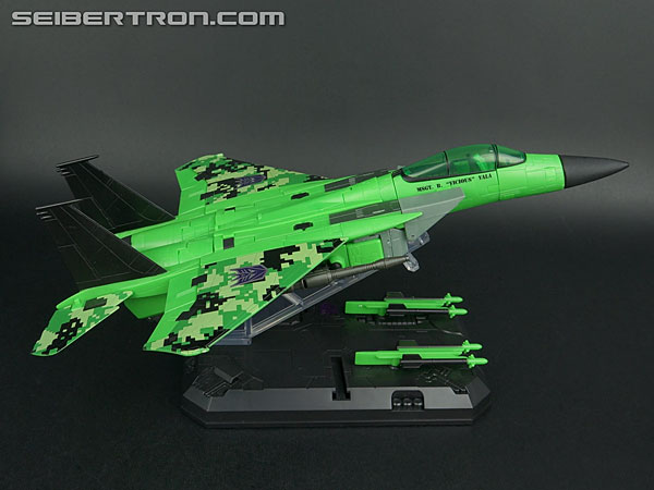 Transformers News: New Galleries: Hasbro Masterpiece Thundercracker and MP-01 Acid Storm