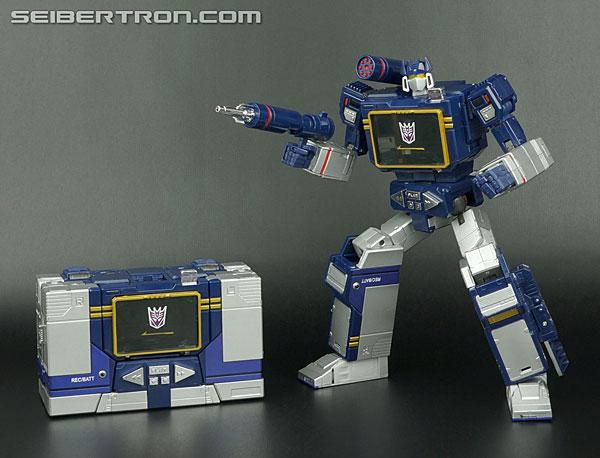Transformers News: New Galleries: Hasbro Transformers Masterpiece MP-02 Soundwave, Laserbeak, Rumble, Ravage, Frenzy an
