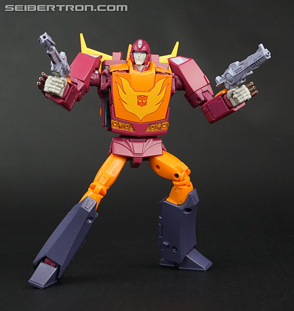 Transformers News: New Gallery: Transformers Masterpiece MP-28 Hot Rodimus