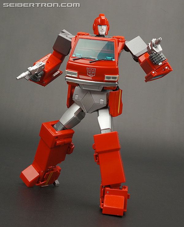 Transformers News: New Gallery: Masterpiece MP-27 Ironhide