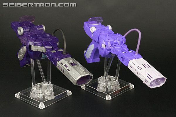 Transformers News: New Gallery: Transformers Masterpiece MP-29 Destron Laserwave (Shockwave)