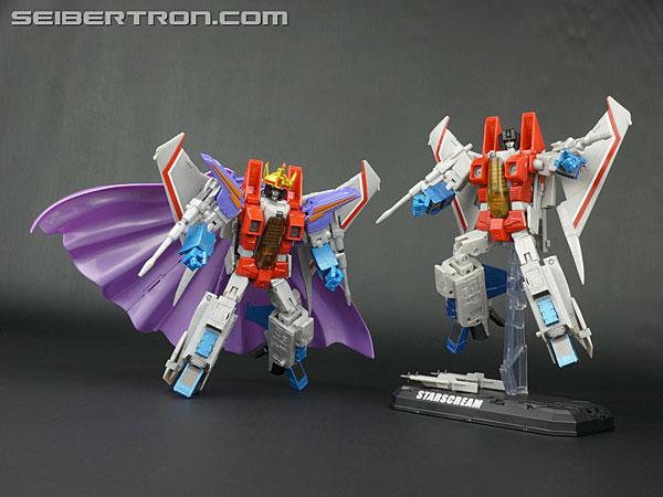 Transformers News: New Gallery: Hasbro Masterpiece MP-07 Starscream