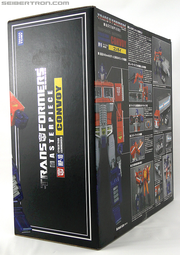 Transformers Masterpiece Optimus Prime (MP-10) (Convoy) (Image #18 of 429)