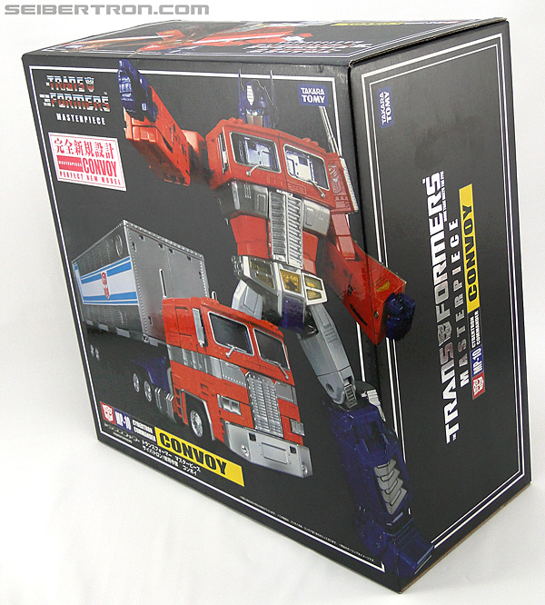 Transformers Masterpiece Optimus Prime (MP-10) (Convoy) (Image #21 of 429)