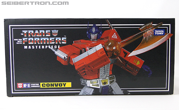 Transformers Masterpiece Optimus Prime (MP-10) (Convoy) (Image #22 of 429)