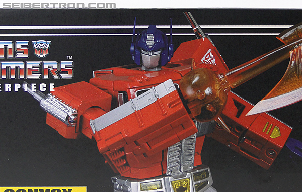 Transformers Masterpiece Optimus Prime (MP-10) (Convoy) (Image #23 of 429)