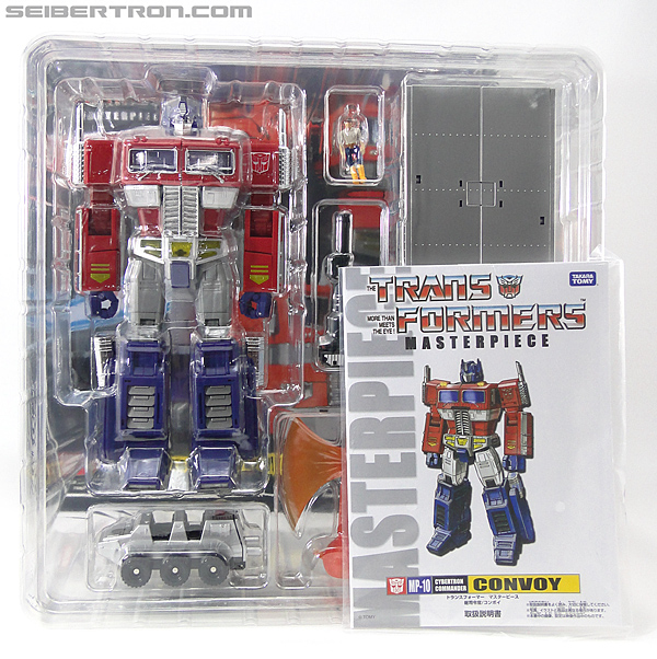 Transformers Masterpiece Optimus Prime (MP-10) (Convoy) (Image #27 of 429)