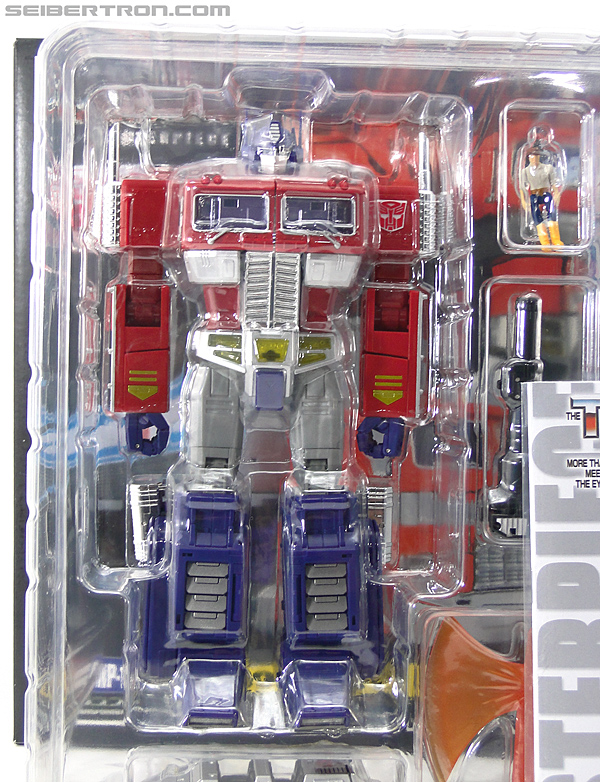 Transformers Masterpiece Optimus Prime (MP-10) (Convoy) (Image #28 of 429)