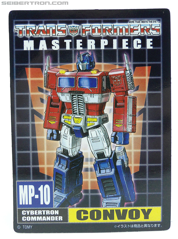 Transformers Masterpiece Optimus Prime (MP-10) (Convoy) (Image #32 of 429)